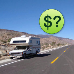 What's my Baja RV trip budget?