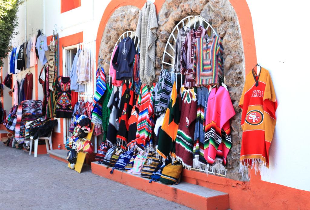 Shopping isn't a big part of my Baja RV trip budget