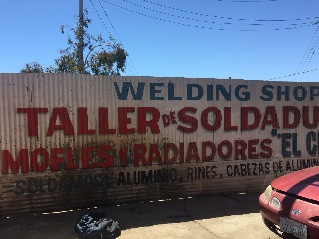 Auto repairs are inexpensive in Mexico