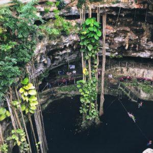 Hacienda San Lorenzo and Cenote Oxman, Mexico