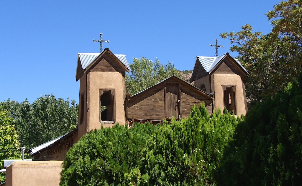 Chimayo, New Mexico, and the miraculous Santuario