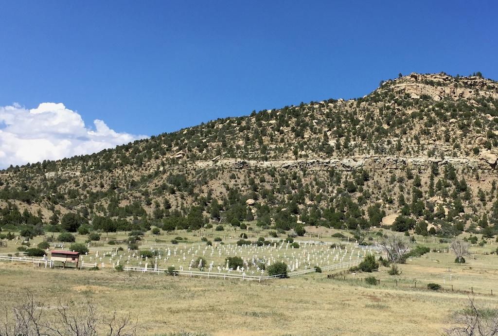 Dawson New Mexico cemetery