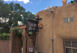 Eske's pub in Taos, New Mexico