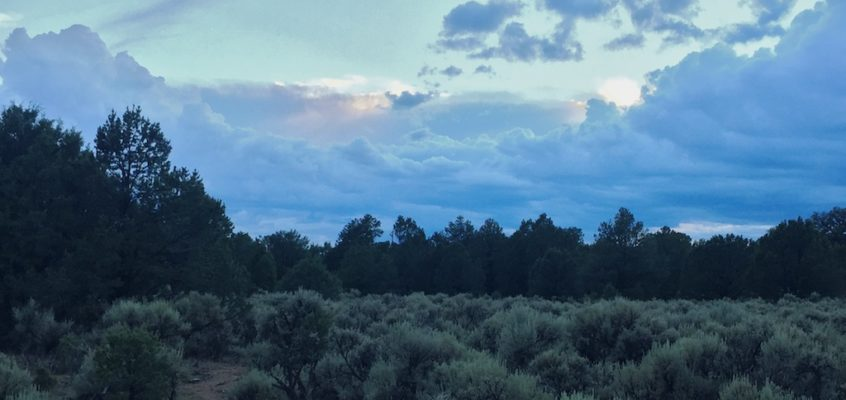 Taos Junction – Free camping near Ojo Caliente, New Mexico