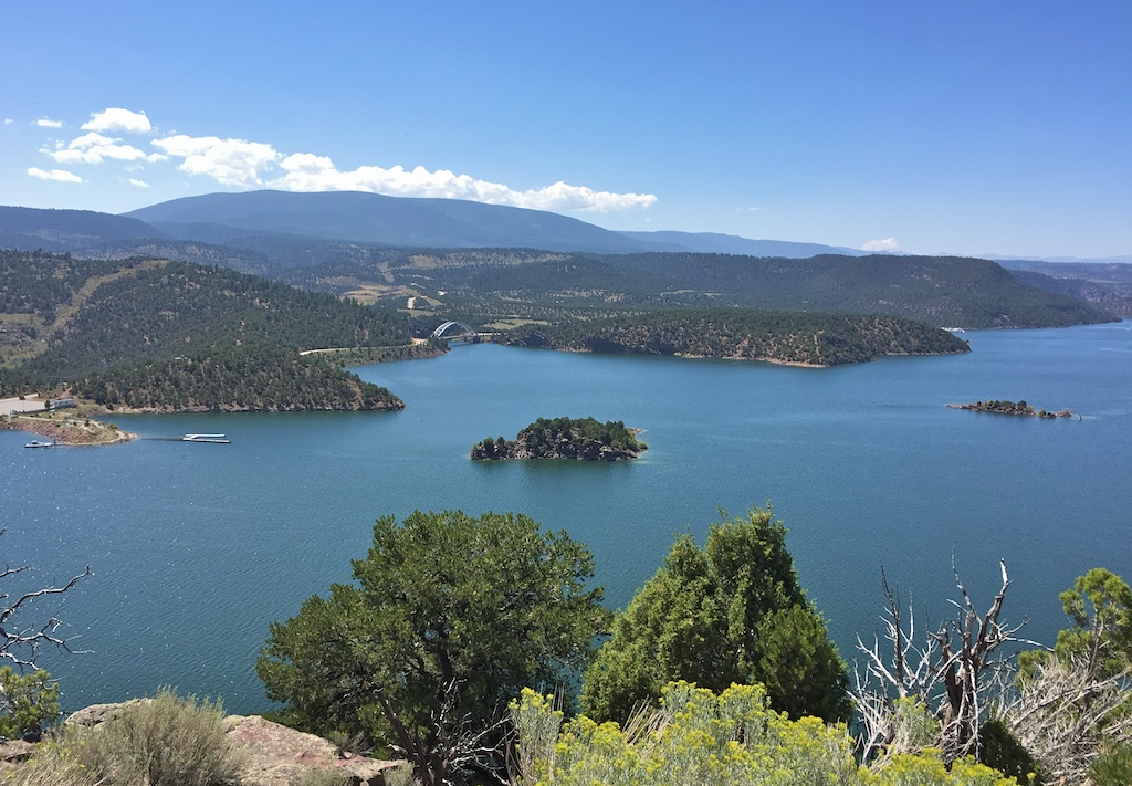 Flaming Gorge Reservoir, Utah