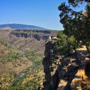 Perfect spot at Rio Grande del Norte
