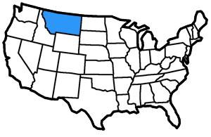 Montana - The Treasure State