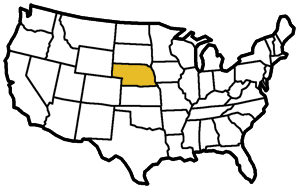 Nebraska - The Cornhusker State