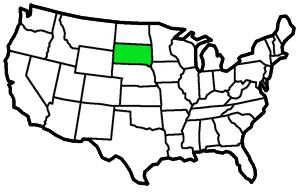 South Dakota - The Mount Rushmore State